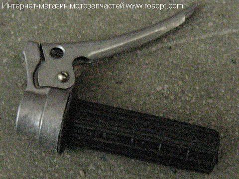 Как сделать ручку газа для мотороллера
