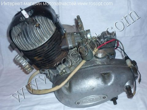 Мотороллер Муравей-2М: продажа, цена в Серпухове.  23 мар 2012.