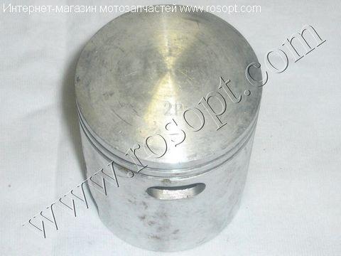 Поршень 2 кольца 2 ремонт для мотороллера Муравей.